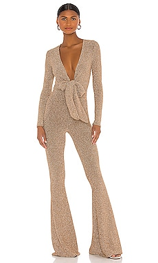 Martina Wrap Jumpsuit Show Me Your Mumu $198