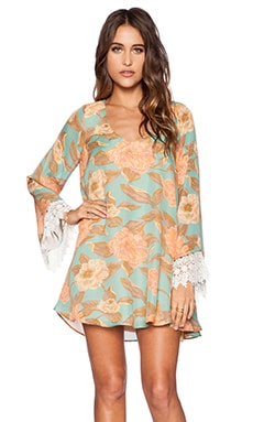 Show Me Your Mumu Portabella Dress in Miss Magnolia