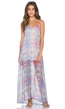 Show Me Your Mumu Erlyn Maxi Dress in Great Barrier Reef