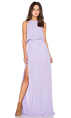 Show Me Your Mumu x REVOLVE Heather Halter Maxi in Lilac