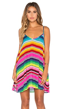 Show Me Your Mumu Circus Dress in Serape Party Cloud