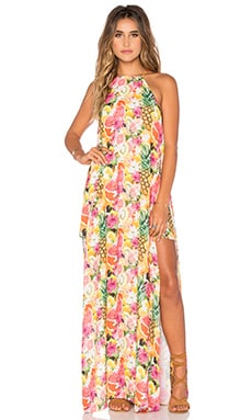Show Me Your Mumu Bronte Dress in Tutti Frutti