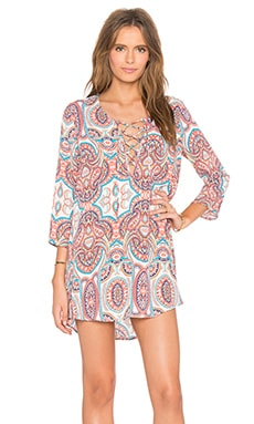 Show Me Your Mumu Lulu Tunic in Esmuralda