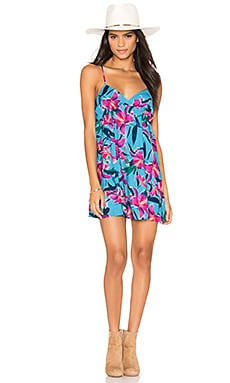 Show Me Your Mumu Winona Dress in Sea Lilies