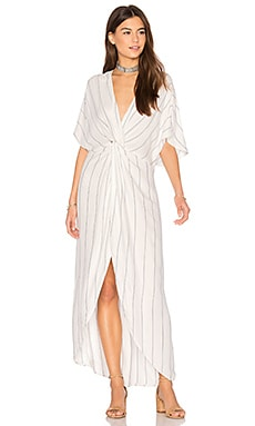 Get Twisted Maxi Dress in Sail Away with Me
