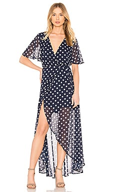 Marianne Wrap Dress