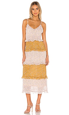 Emira Maxi Dress Show Me Your Mumu $188