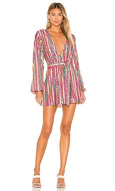 Wear Me Out Mini Dress Show Me Your Mumu $258