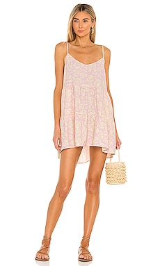 Caroline Mini Dress Show Me Your Mumu $134