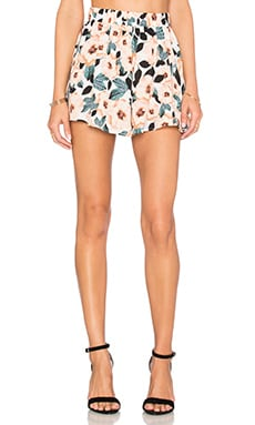 Show Me Your Mumu Carlos Swing Short in Steel Magnolia
