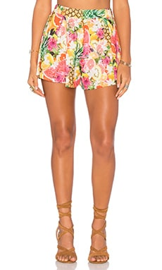 Show Me Your Mumu Carlos Swing Shorts in Tutti Frutti