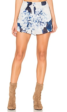 Sawyer Shorts en Bouquet Blue