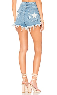 Houston High Waisted Shorts Show Me Your Mumu $118