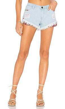 Cabo Cut Off Shorts Show Me Your Mumu $50