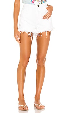 Houston High Waisted Shorts Show Me Your Mumu $118
