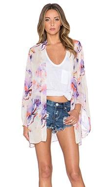 Show Me Your Mumu Texas Kimono in Abers Babers