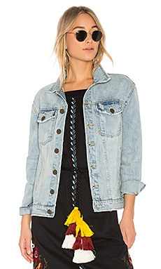 CHAQUETA DENIM DRINE