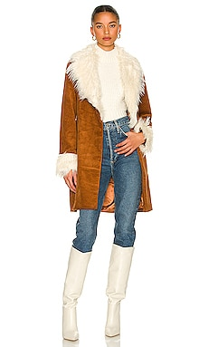 Penny Lane Coat Show Me Your Mumu $216