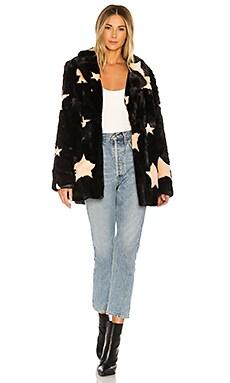 Colorado Faux Fur Jacket Show Me Your Mumu $224 BEST SELLER