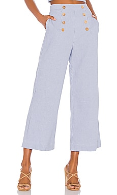 PANTALON STACIE SAILOR Show Me Your Mumu $154 BEST SELLER