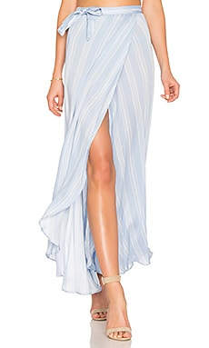 Siren Wrap Skirt