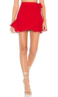 Roam Ruffle Skirt Show Me Your Mumu $118