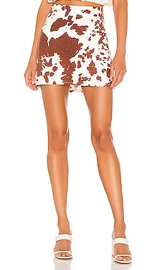 Roxanne Mini Skirt Show Me Your Mumu $98