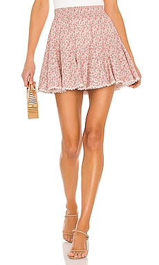 Charm Mini Skirt Show Me Your Mumu $138
