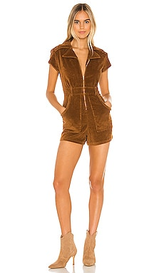 Outlaw Romper Show Me Your Mumu $154