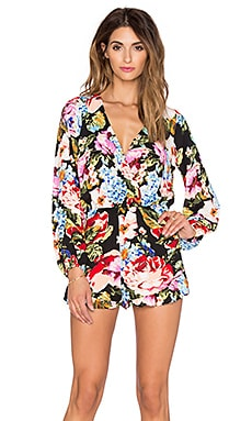Show Me Your Mumu Rocky Romper in Country Garden