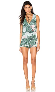 Show Me Your Mumu Riri Romper in Hanalei Dream