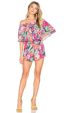 Rosartia Romper in Aloha Beautiful