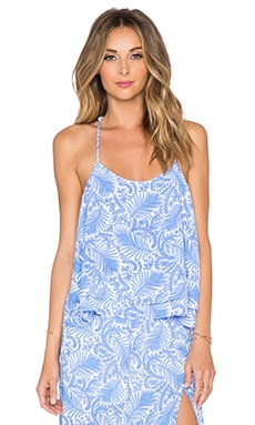 Show Me Your Mumu Spike Tank in Sea Breeze