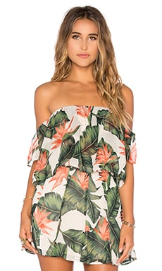 Show Me Your Mumu Ella Top in Paradise Found