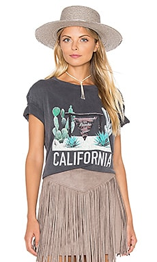 Show Me Your Mumu Coalson Tee in Ojai Postcard Graphic