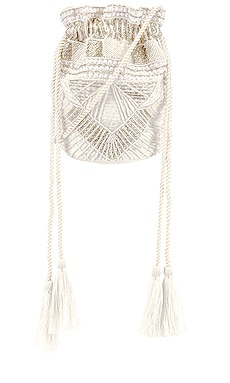X Cleobella Penelope Beaded Bucket Bag Show Me Your Mumu $118