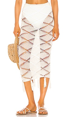 x REVOLVE Bell Skirt Shaycation $78