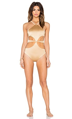 Windansea Swimsuit en Golden & Desert