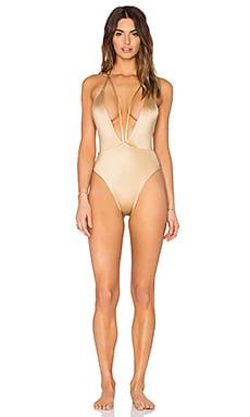 Trestles Swimsuit in Golden & Desert