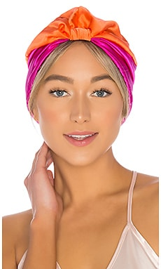 Hair Wrap The Poppy SILKE London $65 BEST SELLER