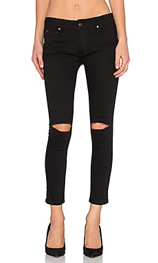 Sincerely Jules Wanderer Skinny Jeans in Black