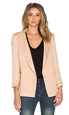 Sincerely Jules Riley Blazer in Taupe