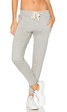 Lux Jogger in Heather