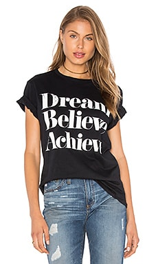 T-SHIRT DREAM BELIEVE ACHIEVE