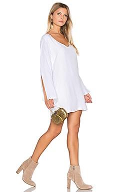 Купить Мини платье coco - SIR the label белого цвета