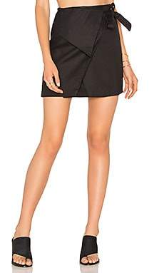 SIR the label Viv Skirt in Black