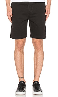 Superism Luca Shorts in Black