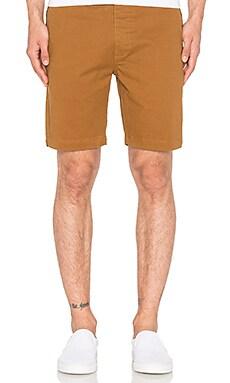 Superism Luca Shorts in Rust