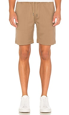 Superism Isai Short in Tan