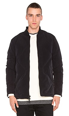 Superism Zylar Jacket in Black
